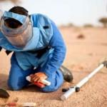 ONU conmemora el Día Internacional de información sobre el peligro de las minas y restos explosivos