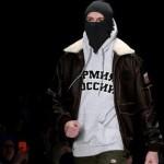"Ministerio de Defensa presenta en la Semana de la Moda de Moscú, ropa ""casual"" inspirada en ataque a Crimea"