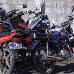 Interior incautó unas 2.000 motos irregulares. Propone fundirlas y hacer varillas para el Plan Juntos