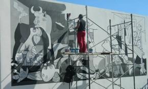 Se presentaron los avances del Guernica en Florida