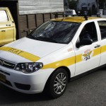 Se está realizando hoy miércoles paro del transporte por asesinato de taxista