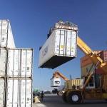 Aumentó movimiento de cargas en puertos en primeros meses del año