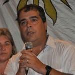 """El candidato blanco por Maldonado, Rodrigo Blas, llamó a """"desarmar la campaña del murmullo y el miedo"""""""