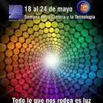 Semana de la Ciencia y la Tecnología se realizará entre el 18 y el 24 de mayo