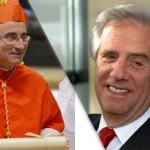 Iglesia Católica pide reunión a Tabaré Vázquez para analizar la situación de la Enseñanza