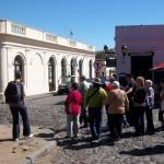 Balance positivo y destacan que se mantuvo la presencia de visitantes europeos en Carmelo, Colonia