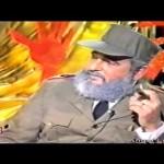 """""""Fidel, FIDEL Castro"""" (en Tenerife, año 1997)"""