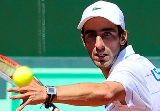 El tenista uruguayo Pablo Cuevas derrotó al búlgaro Grigor Dimitrov y jugará la final de Estambul ante Roger Federer