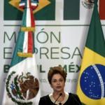 """Dilma llega a México para unir potencialidades y Forbes la confirma """"la mujer más poderosa de Latinoamérica"""""""
