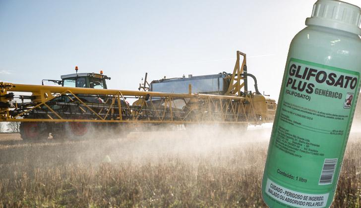 """El glifosato fue introducido en 1974. en el producto """"RoundUp"""", de la gigante de los químicos y transgénicos Monsanto. (Imagen con fines ilustrativos). Foto: Flickr.com"""
