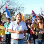 """Caraballo gana terreno en Paysandú en medio de un final """"cabeza a cabeza"""""""