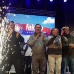 El Partido Nacional también triunfa en San José: José Luis Falero reelecto intendente