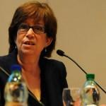 Ministra de Desarrollo Social, Marina Arismendi, discrepa con que el 4% de los niños uruguayos pase hambre
