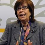 Ministra de Desarrollo, Marina Arismendi, ante el Parlamento por casos de malnutrición infantil