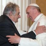 El expresidente José Mujica será recibido por el papa Francisco en el mes de junio