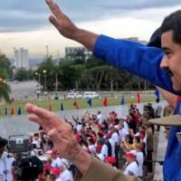 """Plaza de la Revolución vibró en el Día de los Trabajadores:""""Unidos en la construcción del socialismo"""""""