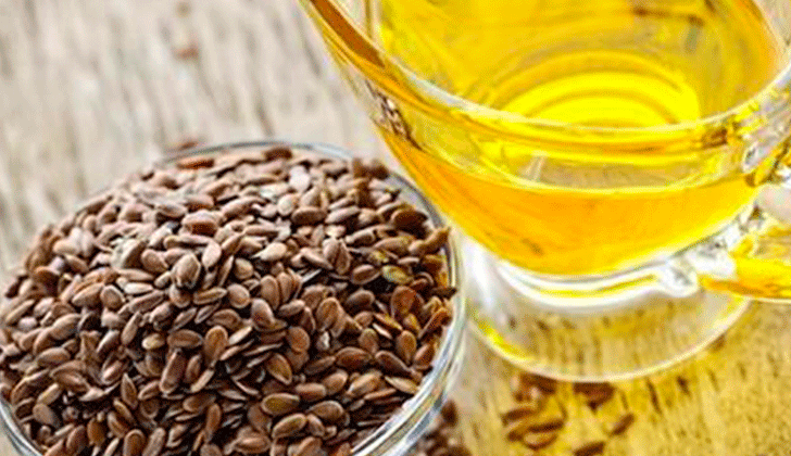 consumir aceite de linaza