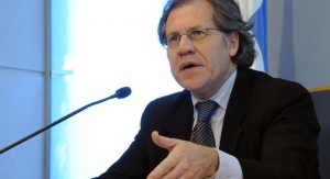 """Luis Almagro dijo que su consigna al frente de la OEA será: """"Más derechos para más gente"""""""