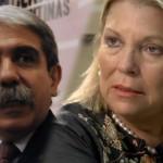 Jefe de Gabinete desafía a Elisa Carrió a hacerse ambos una rinoscopia tras acusaciones por consumir cocaína