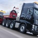 EE.UU: Autorizan a circular por autopistas un camión de nueve ejes que no necesita conductor humano