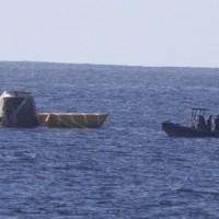 Nave espacial de EE.UU con cerca de 1.400 kilogramos de carga cayó en océano Pacífico