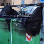 La vandalización de los contenedores de residuos en Montevideo disminuyó un 50%