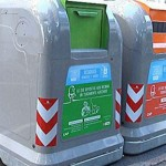 Intendencia de Montevideo instala contenedores subterráneos de residuos para evitar vandalismo