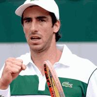 Cuevas debutó con triunfo en dobles del Roland Garros