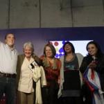 El intendente electo Daniel Martínez y Ana Olivera comenzaron la transición hacia el 9 de julio