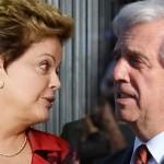 Vázquez se reúne este jueves con Roussef en busca de aliados contra el proteccionismo