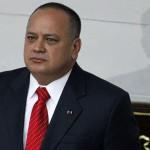 """EEUU investiga a presidente de Asamblea Nacional venezolana, Diosdado Cabello por """"narcotráfico"""""""