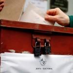 Los uruguayos concurrimos a las urnas para elegir los gobiernos departamentales, municipales y ediles