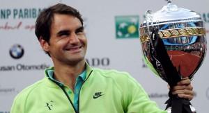 Federer derrotó al uruguayo Cuevas en la final de Estambul