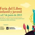Llega la 15ª Feria del Libro Infantil y Juvenil