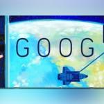 Doodle de Google a 64 años del nacimiento de Sally Ride, la primera astronauta de la NASA en el espacio