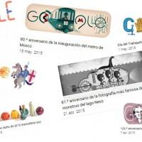 """Google realiza reclutamiento mundial de """"doodlers"""" capaces de expandir el universo de los doodles"""