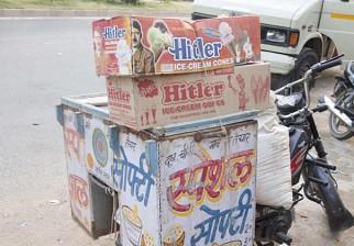 """Alemania exige a India sacar del mercado nuevos helados """"Hitler"""" con la imagen del Führer, un triunfo del marketing"""