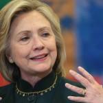 """Hillary Clinton: el 13 de junio será su primer discurso de campaña por el voto """"de todos los estadounidenses"""""""