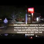 EE.UU. ante más racismo: difunden en Delaware, video donde policías blancos le patean la cabeza a un detenido afroamericano
