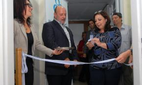 La Intendencia inauguró una sala de lactancia para sus funcionarias