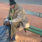 Mides redobla esfuerzos ante muerte de indigente por hipotermia
