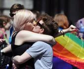 Irlanda aprobó por referéndum el matrimonio entre parejas del mismo sexo