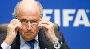 Presidente de la FIFA, Joseph Blatter, vaticina nuevas malas noticias