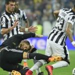 Juventus se quedó con la primera semifinal de la Champions League al vencer al Real Madrid en Turín