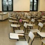 Paran maestros y docentes de escuelas y liceos públicos por un presupuesto de 6%