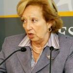 """Ministra María Julia Muñoz cuestionó paro de Enseñanza porque """"hay otros métodos de diálogo"""""""