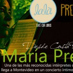 Llega a Montevideo María Prétiz: una de las voces más importantes de Costa Rica
