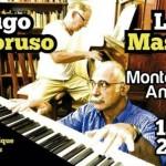 """Leo Maslíah y Hugo Fattoruso presentan """"Montevideo Ambiguo"""""""