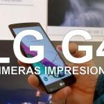 LG presenta su G4: el primer celular inteligente en cuero, curvado y capacidad de carga inalámbrica