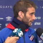 """Iván Alonso: """"Nuestro objetivo es ganar el clausura, quedarnos con el Uruguayo y no ir a las finales"""""""